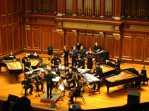 new england conservatory photo